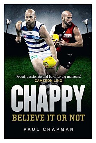 Chappy By Paul Chapman