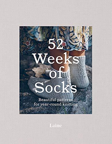 52 Weeks of Socks By Laine