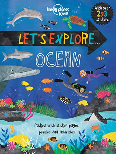 Let's Explore... Ocean By Lonely Planet Kids