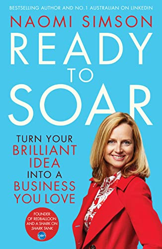 READY TO SOAR By Naomi Simson