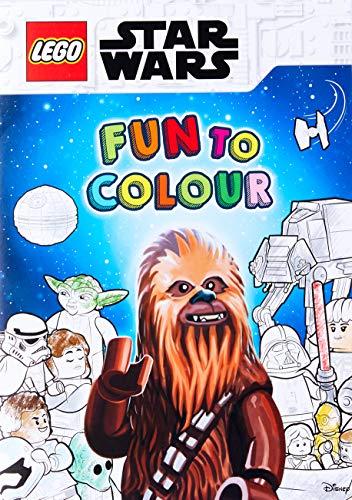 LEGO Star Wars: Fun to Colour By LEGO