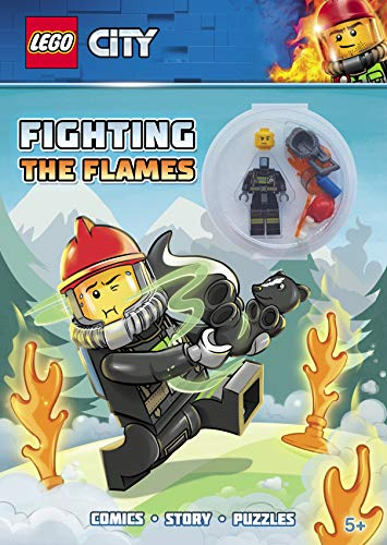 LEGO City: Fighting the Flames By LEGO