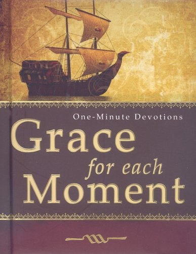 Grace for Each Moment By Christian Art Gifts