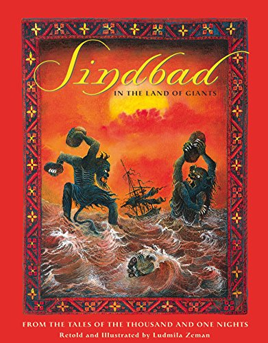 Sindbad In The Land Of Giants By Ludmila Zeman
