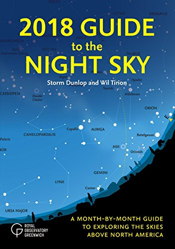 2018 Guide to the Night Sky By Fellow Storm Dunlop (Freelance Writer)