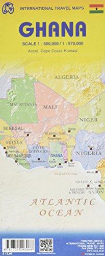 Ghana By ITMB Publishing Ltd