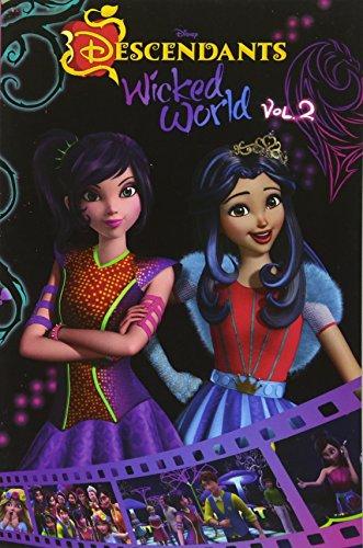Disney Descendants Wicked World Cinestory Comic Vol. 2 By Disney