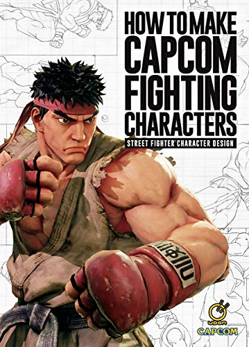 How To Make Capcom Fighting Characters By Capcom