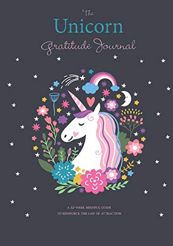 The Unicorn Gratitude Journal By Blank Classic