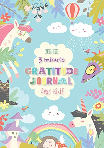 The 3 Minute Gratitude Journal for Kids By Blank Classic