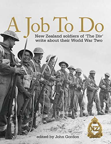 A Job To Do von John Gordon