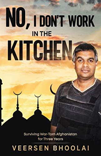 No, I don't work in the kitchen By Veersen Bhoolai