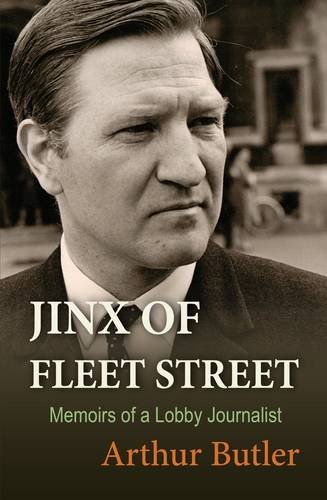 Jinx of Fleet Street By Arthur Butler