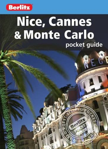 Berlitz: Nice, Cannes and Monte Carlo Pocket Guide by