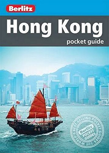 Berlitz Pocket Guides: Hong Kong By Berlitz