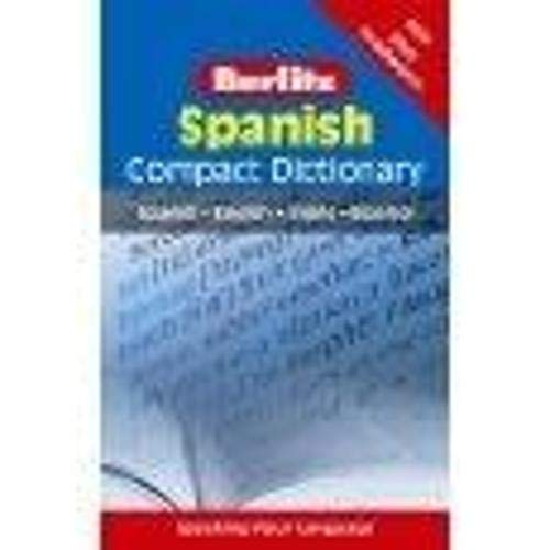 Berlitz Language: Spanish Compact Dictionary by