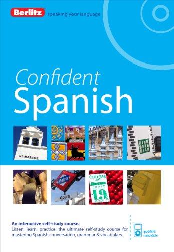 Berlitz Language: Confident Spanish By Berlitz