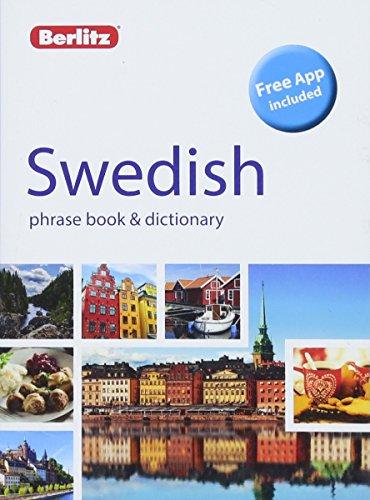 Berlitz Phrase Book & Dictionary Swedish (Bilingual dictionary) By Berlitz