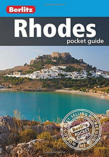 Berlitz Pocket Guide Rhodes By APA Publications Limited