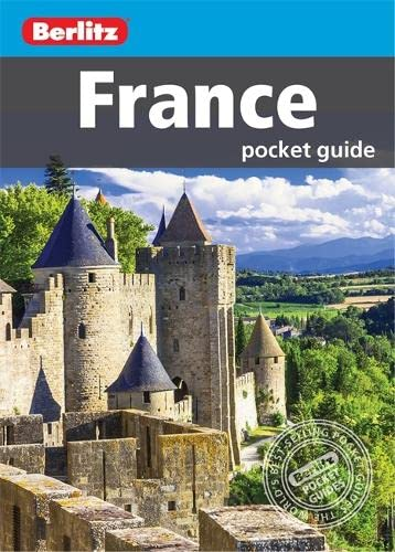 Berlitz Pocket Guide France (Travel Guide) By Berlitz