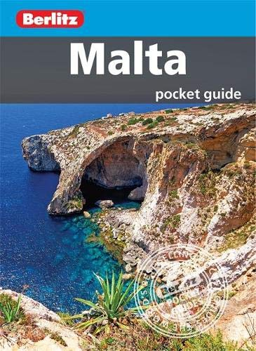 Berlitz Pocket Guide Malta (Travel Guide) By Berlitz