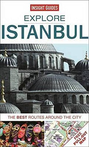 Insight Guides Explore Istanbul (Travel Guide with Free eBook) By Insight Guides