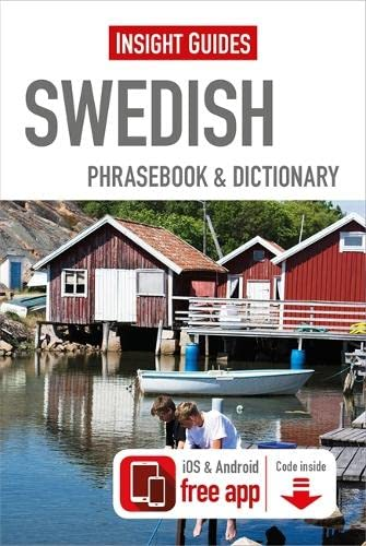 Insight Guides Phrasebook Swedish By Insight Guides