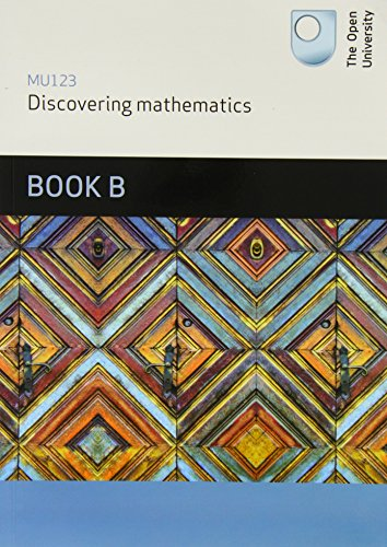 Discovering Mathematics: Book B:: 2 By Open University Team