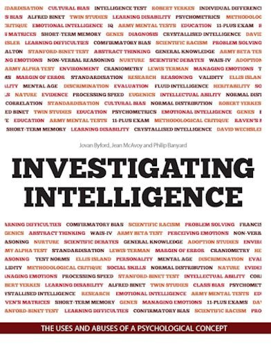 Investigate intelligence: 2 By Open University Course Team