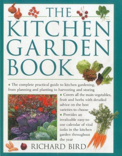 Kitchen Garden Book By Bird Richard