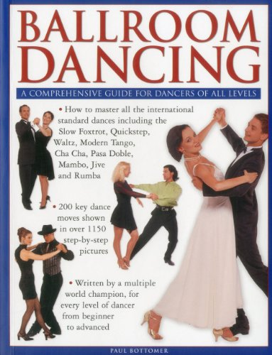 Ballroom Dancing By Paul Bottomer