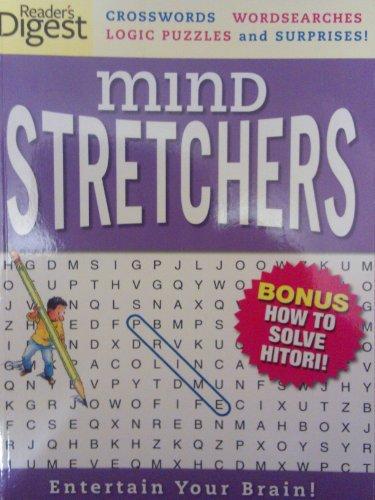 Reader's Digest Mind Stretchers - crosswords, wordsearches, logic puzzles and surprises!