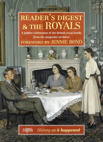 Reader's Digest and The Royals By Jennie Bond