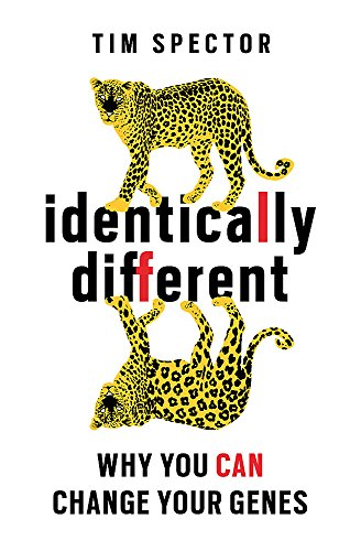 Identically Different By Professor Tim Spector