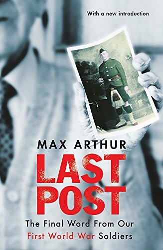Last Post By Max Arthur