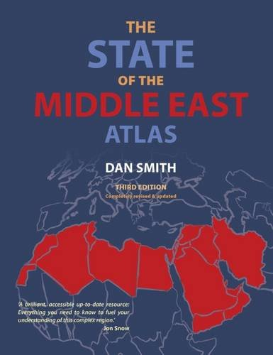 State of the Middle East Atlas By Dan Smith