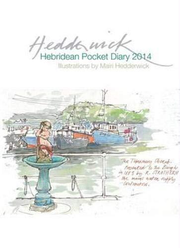 Hebridean Pocket Diary 2014 By Mairi Hedderwick