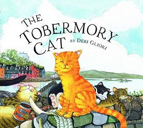 The Tobermory Cat Postal Book By Debi Gliori