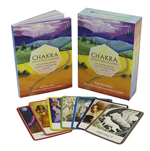 Chakra Wisdom Oracle Cards By Tori Hartman