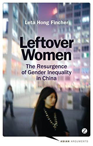 Leftover Women By Leta Hong Fincher