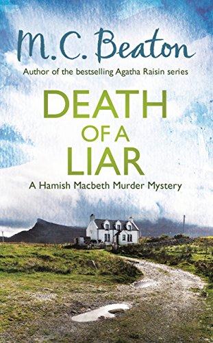 Death of a Liar (Hamish Macbeth) By M. C. Beaton