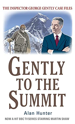 Gently to the Summit by Mr. Alan Hunter