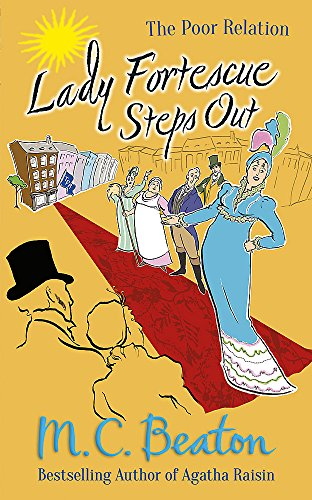 Lady Fortescue Steps Out by M. C. Beaton