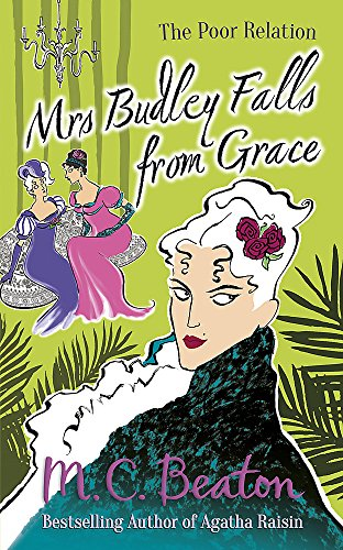 Mrs Budley Falls from Grace By M.C. Beaton
