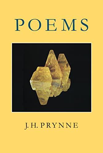 Poems by J. H. Prynne