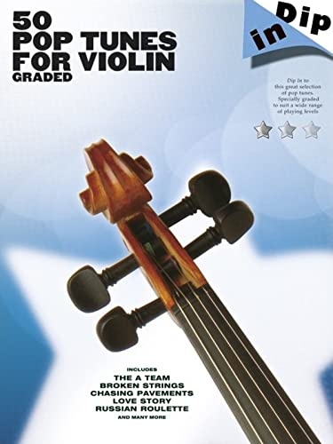 Dip in 50 Pop Tunes for Violin By Various