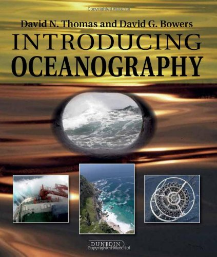 Introducing Oceanography (Introducing Earth and Environmental Sciences) By David Thomas