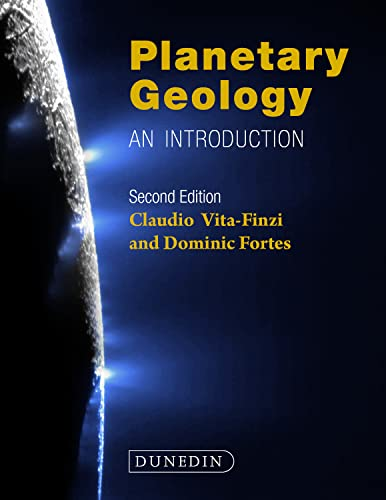 Planetary Geology: An Introduction by Claudio Vita-Finzi