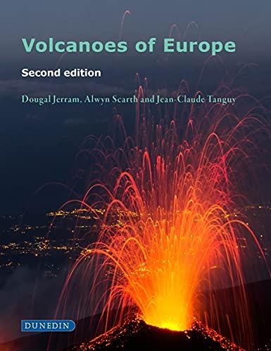 Volcanoes of Europe By Dougal Jerram