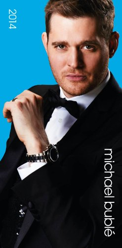 Official Michael Buble 2014 Diary by